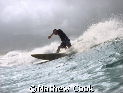 &quot;North Shore Surfer&quot; Photo  taken near Hale'iwa, HI. by Mathew Cook 